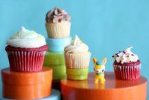 FOOD • Cupcake