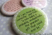 Baby Shower Favors / Adorable baby shower favors to make you goo, goo, and gaa!