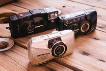 Cámaras / En Walden tenemos cámaras analógicas nuevas y de segunda mano, preparadas para encontrar dueño.