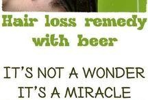 Hair lose remedy