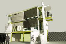 modeling+sketch lab / by Chris Crephead