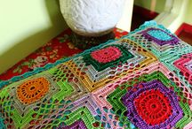Granny squares and motifs