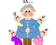 Grandma Stuff