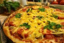 кулинария / пицца