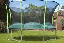 TP Toys - Trampolines.