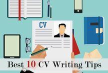 CV Resume Instructions