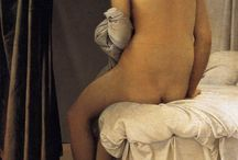Artist Jean-Auguste Domingue Ingres