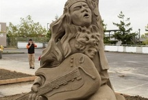 Sand Sculptures / by Sherry K