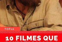 Filmes, séries e documentários