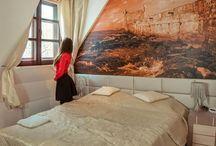 Zmodernizowane pokoje