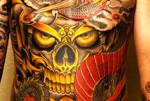tattoos / by aurel kurtula