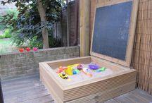 Child-friendly decking