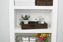 Build It / DIY furniture and home decor items that are hand built