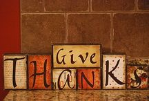 Thanksgiving / by Sharee Gariety