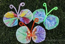 Spring Fun / Awesome activities and ideas for your kids to stay active in the spring months.