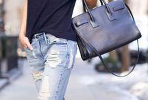 Basics kombinieren / Basics lässig oder schick kombinieren, Basics für jeden Anlass, coole Outfits mit Basics, schöne Styles mit Basics, Looks mit Basics richtig kombinieren.