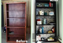 furniture before after