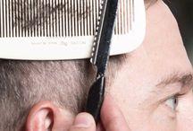 Mäns hår