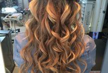 Prom Hair 2K16 / by Kimmy Jarasunas