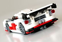 Cars moc Lego