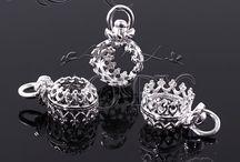 Anheng/smykke sølv
