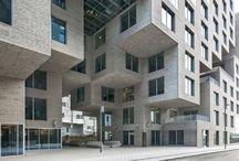 ARCHITECTURE / Architecture by Dark Arkitekter