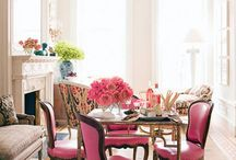 Hot Pink / by Blanche and Kate Design