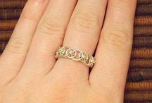 obrączki i pierścionki