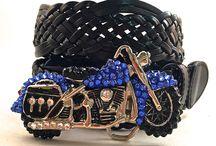 Motorcycles / Swarovski Crystal Motorcyles