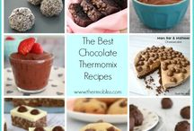 Thermomix chocolate recipes
