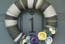 Wreaths / by Amy Hernon