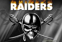 Oakland Raiders, Babee! / by Cindy Patino Gasca