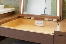 Bathroom and dressing room