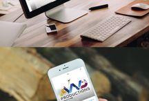 Brand identity - AWD Productions