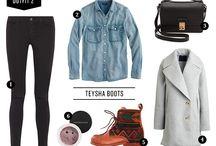 Outfit Ideas / by Preeti Upadhyaya