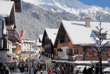 St Anton / Tirolean charm, fabulous varied skiing on and off-piste, heavy snowfalls, good lifts and legendary après-ski. http://www.secretearth.com/destinations/657-st-anton