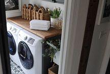 Home: Mud/Laundry Room