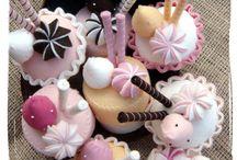Mini Bolos e Cupcakes