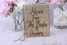 Wedding ideas / Ideas for our wedding this summer!  / by Monica Doley