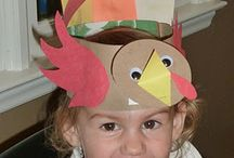 Thanksgiving for Toddlers / by Claire Colton