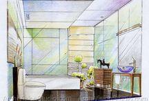 living / interior design