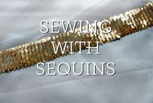 SEWING WITH SEQUIN