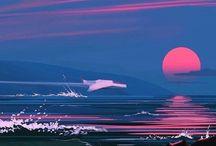Space /Cosmic Aesthetic