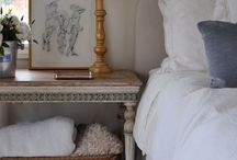 Bedrooms / by Hilary Cooke