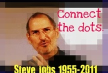 Tribute to Steve Jobs / A major influence on my life, Steve Jobs will be missed. I am creating this board to remind me of him.