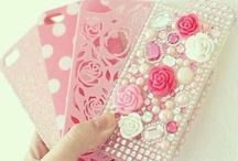 Girly IPhone Cases / Beautiful cases that make me smile