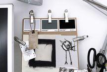 MOOD ART / Beautifully designed creative mood boards