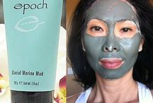 Marine mud mask / Here is a link to see how to apply it    https://flipagram.com/f/10fzC2G6IBe