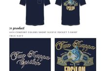 Tau Kappa Epsilon / Tau Kappa Epsilon custom shirt designs #taukappaepsilon #teke #tke  For more information on screen printing or to get a proof for your next shirt order, visit www.jcgapparel.com