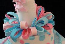 Baby Shower Cakes / Baby shower cake idas